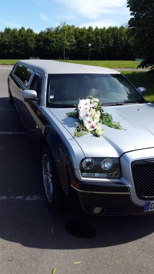 Forfait mariage supreme limousine