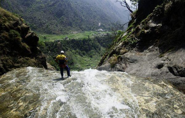 Idée Cadeau Expérience Canyon Lons canyoning