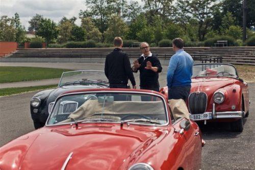 Idée Cadeau My Classic Automobile Mulhouse baptême voiture