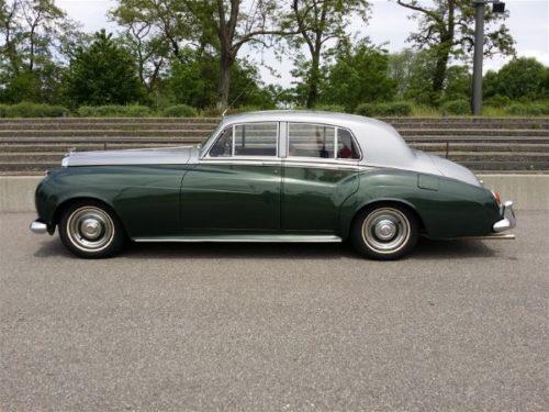 Idée Cadeau My Classic Automobile Mulhouse Bentley S1 1959
