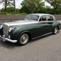 Idée Cadeau My Classic Automobile Mulhouse Bentley S1 1959
