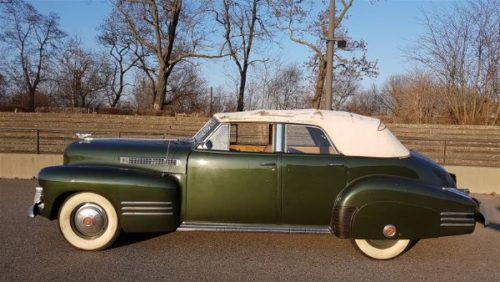 Idée Cadeau My Classic Automobile Mulhouse Cadillac Série 62 de 1941