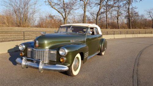 Idée Cadeau My Classic Automobile Mulhouse Cadillac 62