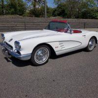 Idée Cadeau My Classic Automobile Mulhouse corvette c1