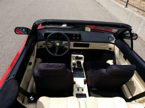 Idée Cadeau My Classic Automobile Mulhouse Ferrari Mondial