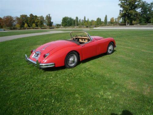 Idée Cadeau My Classic Automobile Mulhouse Jaguar XK 150 1959