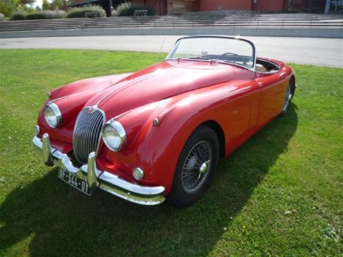 Idée Cadeau My Classic Automobile Mulhouse jaguar XK150