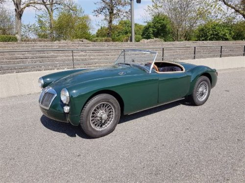 Idée Cadeau My Classic Automobile Mulhouse MGA Le Mans