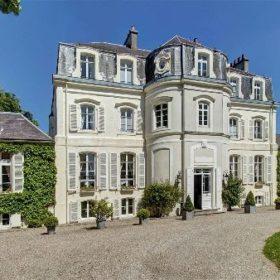 Najeti Hôtel Château Cléry Boulogne