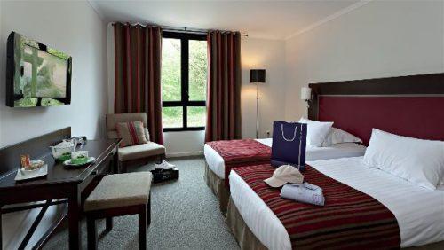 Najeti Hotel du Golf Saint-Omer