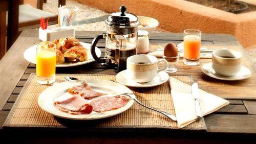 Forfait Chambre + Petit Déjeuner pour 2 (1 Nuit) 2