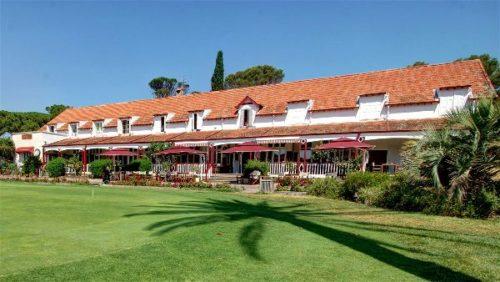 najeti golf hotel de valescure à saint-raphael