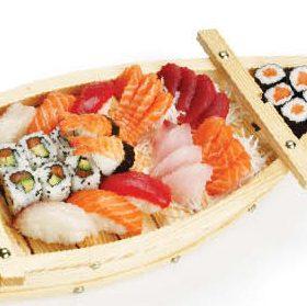 Idée Cadeau Restaurant Sushi Line Mulhouse plateau 1