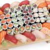 Idée Cadeau Restaurant Sushi Line Mulhouse : plateau 4