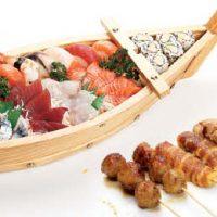 Idée Cadeau Restaurant Sushi Line Mulhouse : plateau 2
