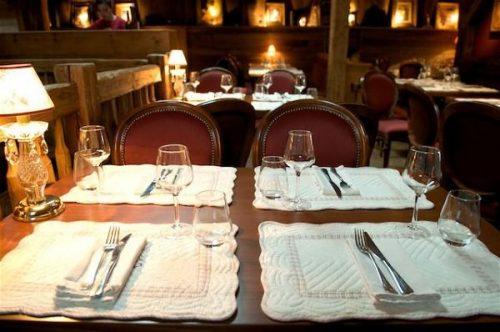 idee cadeau restaurant l'impossible chamonix