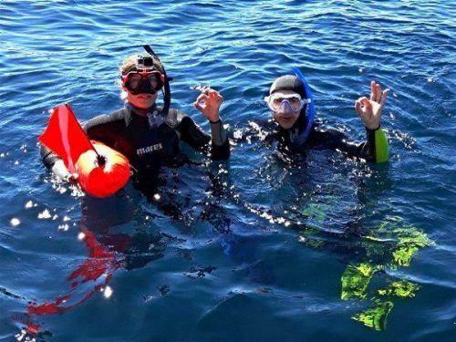 Idée Cadeau Atao Plongée Martinique : catamaran sous l'eau 11