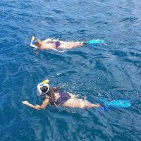 Idée Cadeau Atao Plongée Martinique : catamaran sous l'eau 8
