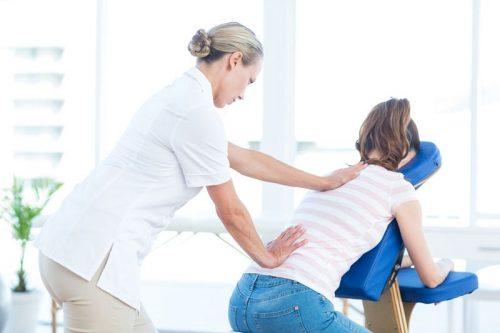 Idée Cadeau Ô Bien-Être Massage à Porspoder : Massage Amma Assis