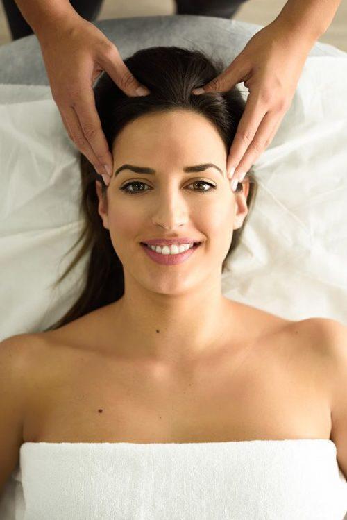 Idée Cadeau Ô Bien-Être Massage à Porspoder : Massage Shiroshampi