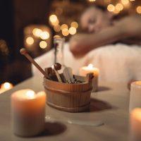 Idée Cadeau Amelie Esthéticienne à domicile Périgueux : massage bougie