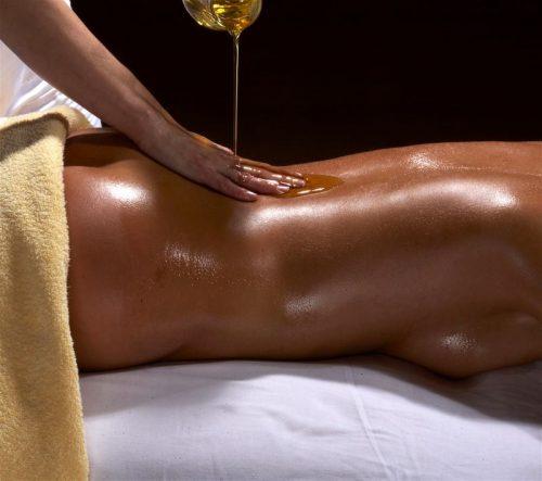 Idée Cadeau Home Beauty Esthéticienne à domicile Belfort : Massage Abhyanga