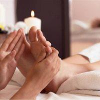 Idée Cadeau Home Beauty Esthéticienne à domicile Belfort : Massage Réflexologie