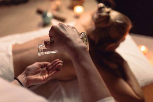 Idée Cadeau l'Escale bien-être Ajaccio : massage ayurvédique