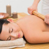Idée Cadeau Être Zen Saint-Michel-sous-Bois : massage bambou