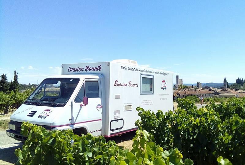 Idée Cadeau évasion beauté à Albertville : cabine mobile