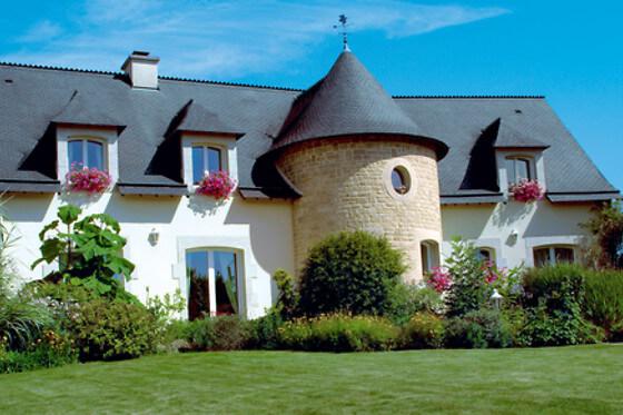 Idée Cadeau chambre d'hôtes Miraflorés à Malestroit : la maison