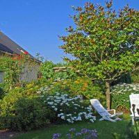 Idée Cadeau chambre d'hôtes Miraflorés à Malestroit : le jardin-2