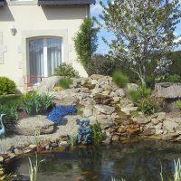 Idée Cadeau chambre d'hôtes Miraflorés à Malestroit : le jardin
