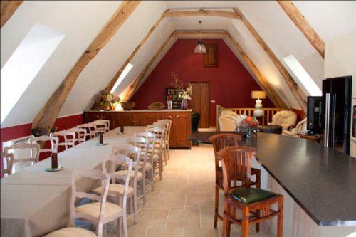 Idée Cadeau Domaine de Janis le Vigan : salle à manger