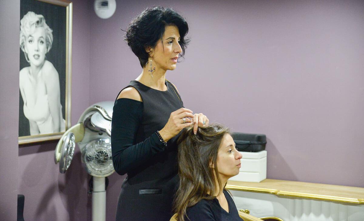 Idée Cadeau Purple Relooking Lyon : forfait morpho-coiffure-2