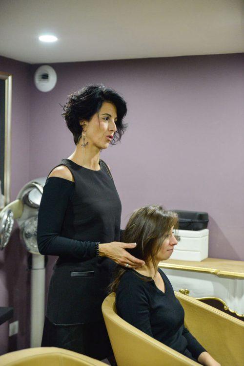 Idée Cadeau Purple Relooking Lyon : forfait morpho-coiffure