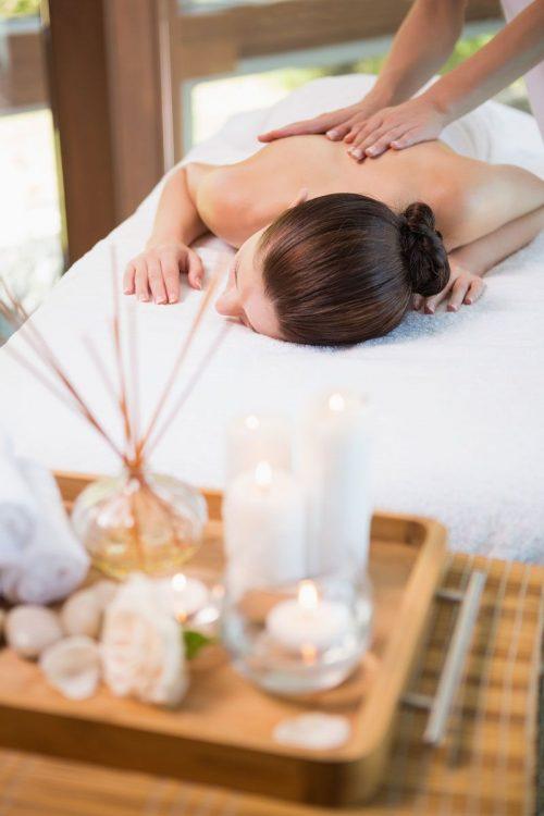 Idée Cadeau Rêves de Beauté à Veauche : massage californien