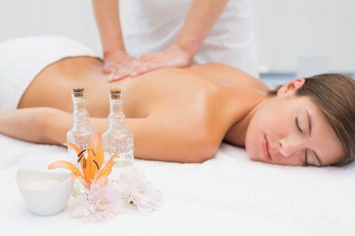 Idée Cadeau Rêves de Beauté à Veauche : massage sportif scandinave