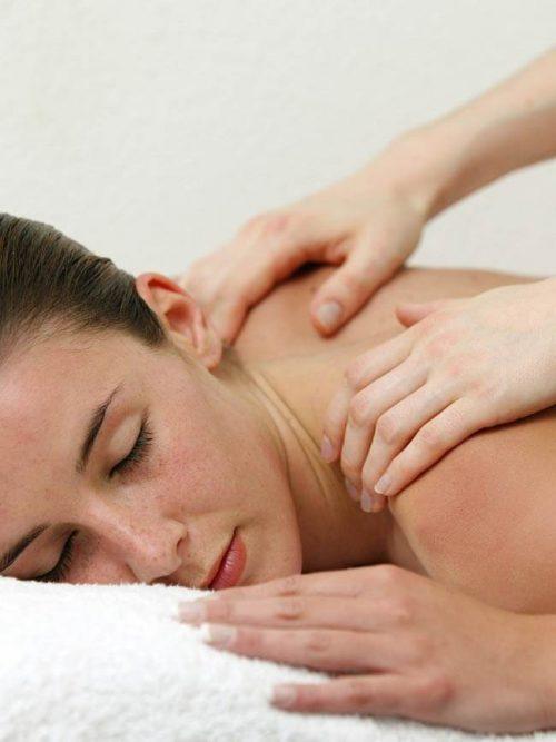 Idée Cadeau Thalassoleil à Villeneuve-Loubet : massage