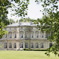 Idée Cadeau Château de la Fénelon à Cambrai : Arrière-Château-Parc