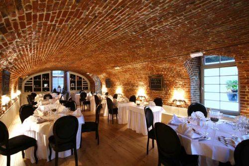 Idée Cadeau Château de la Fénelon à Cambrai : Salle de restaurant