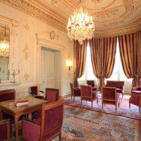 Idée Cadeau Château de la Fénelon à Cambrai : lounge Louis-XV