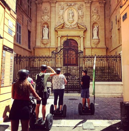 Idée Cadeau Cyclopub Aix-en-Provence - découverte