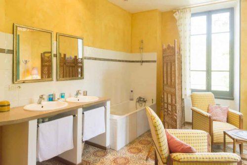 Idée Cadeau Domaine Grand Guihlem - Salle de bains Carignan