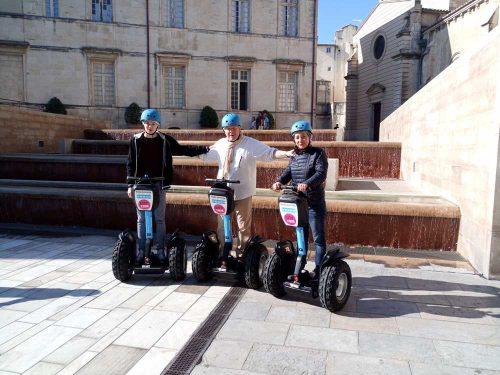 Idée Cadeau Ecolo Zen Mobilborad Nîmes - Balade en Segway