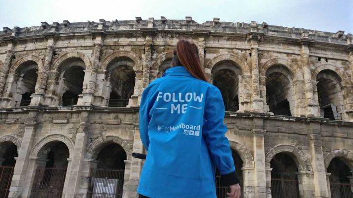 Idée Cadeau Ecolo Zen Mobilborad Nîmes - Visite en Segway