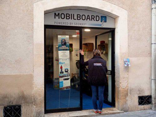Idée Cadeau Ecolo Zen Mobilborad Nîmes - agence