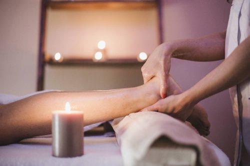 Idée Cadeau Espace Nature'L Harmonie Angoulême - massage pied