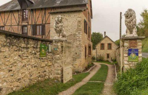 Idée Cadeau Le Moulin de la Cote Saint-Vigor - entrée