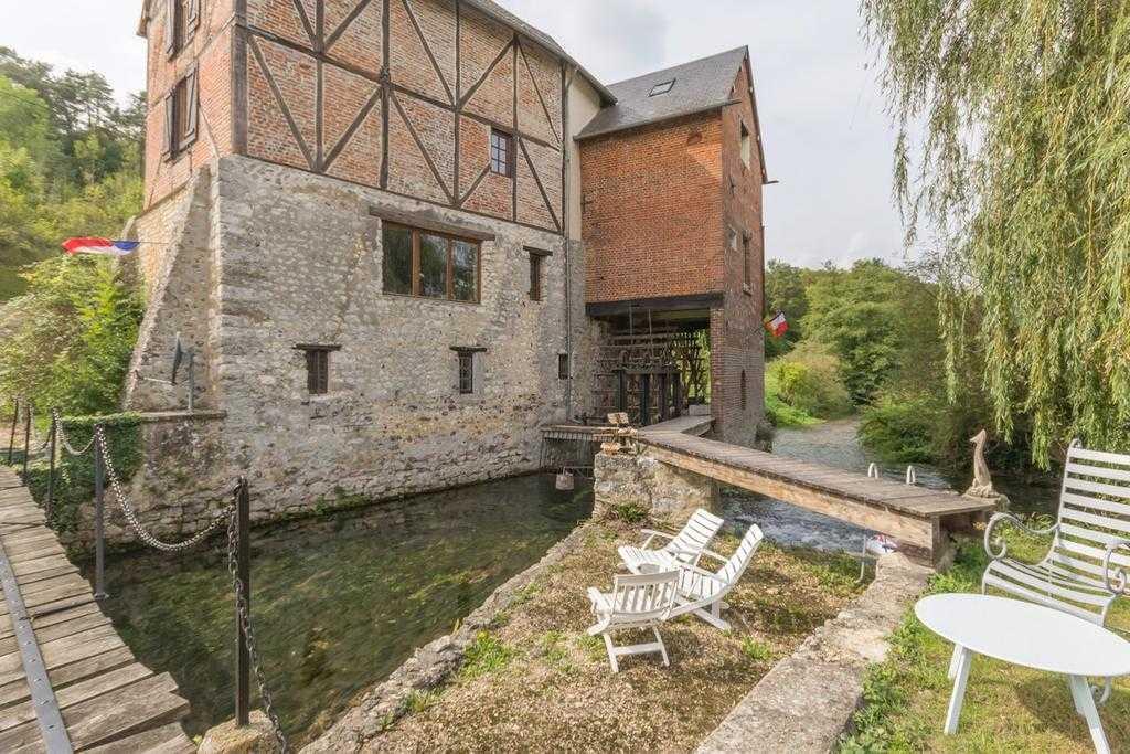 Idée Cadeau Le Moulin de la Cote Saint-Vigor - le moulin